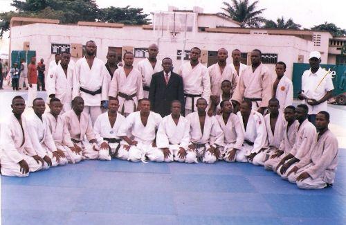 The Congolese Federation Ji jutsu