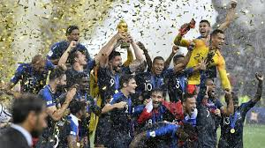 France beat Croatia 4-2 to take World Cup victory