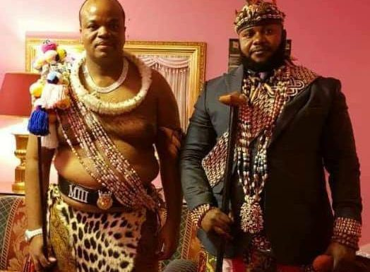Traditional leader King Zombi Kavabioko to unify africans