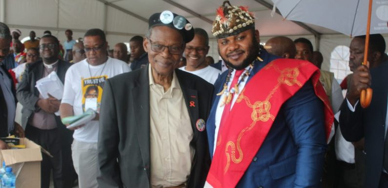 King Fabrice Zombi Kavabioko to engage in rural development tour in Southern Africa