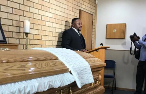 Ndaye Mulamba after death misery
