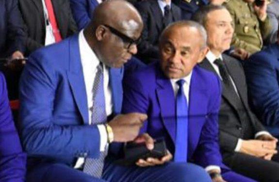 Omari Selemani Constant: A CAF Interim Presidency in Puzzles