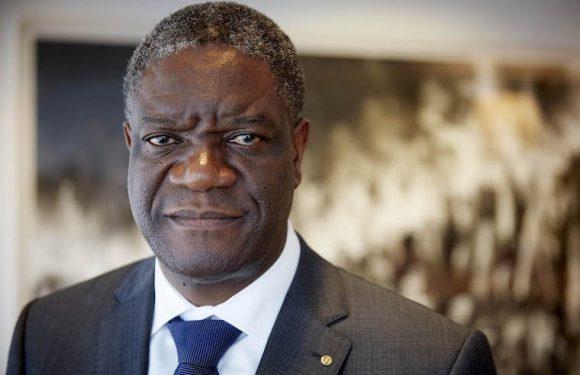 L' offensive du prix Nobel de la paix Dr. Mukwege